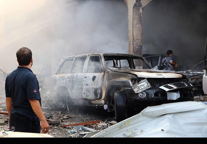 حملات جنگندههای سعودی به یک مراسم عزا در صنعا