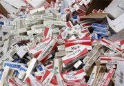 کشف بیش از ۱۸ هزار نخ سیگار قاچاق در راور
