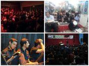 گزارش تصویری مراسم احیای شب بیست و یکم ماه مبارک رمضان در راور(٣۰عکس)