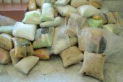 ناکامی قاچاقچیان در انتقال ۴۳۷ کیلو موادمخدر از نقاط صعب العبور کویر راور