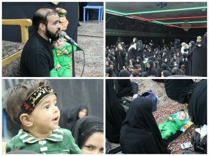 گزارش تصویری(٢)/همایش شیرخوارگان حسینی در راور (٢۰ عکس)