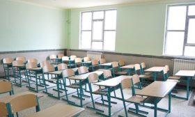 مدرسه ی ساخته شده برای دانش آموزان راوری اما به کام قسمت اداری آموزش وپرورش راور! +فیلم