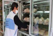 اجرای طرح تشدید نظارت های بهداشتی بر مراکز تولید، توزیع و عرضه فراورده های خام دامی ویژه ماه مبارک رمضان در راور