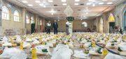 گزارشی از رزمایش بزرگ کمکهای مومنانه شهرستان راور/۳۷۵۰ بسته معیشتی بین نیازمندان راور توزیع شد
