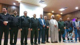 گزارش تصویری/مراسم تودیع و معارفه فرماندهی انتظامی شهرستان راور