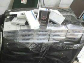 کشف ۱۱۴ هزار نخ سیگار قاچاق در راور