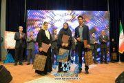 کسب مقام دوم المپیاد فرش دستباف ایران توسط دانشجوی مرکز آموزش عالی فرش راور+جزئیات