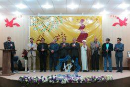 اختتاميه نخستین جشنواره منطقهای خوشنويسی در راور برگزار شد+جزئیات