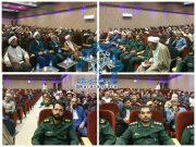 مراسم تودیع و معارفه فرمانده ناحیه مقاومت بسیج راور برگزار شد(٢۰عکس)