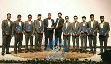 کسب مقام نخست جشنواره ملی سرود رضوی توسط گروه سرود آوای مهر راور
