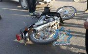 مصدومیت دو راکب موتورسیکلت در دو حادثه رانندگی در شهر راور