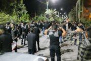 عزاداری هیئت های مذهبی راور به مدت ۴ شب از میدان شهدا تا چهارراه حسینیه برگزار می شود