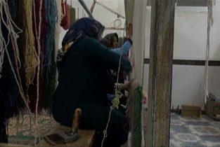 رونق قالیبافی در شهرستان راور با اعطای تسهیلات ارزانقیمت