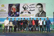 کسب جام اخلاق و ٧ مقام برتر توسط کشتی گیران راوری در مسابقات قهرمانی استان+تصاویر