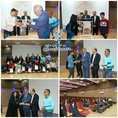 اولین مراسم قالی برون ویژه قالیچه های دانش آموزی در شهرستان راور برگزار شد +تصاویر