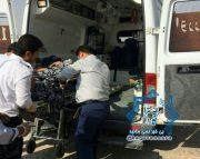 یک کشته و ٣ مصدوم بر اثر تصادف در کمربندی راور