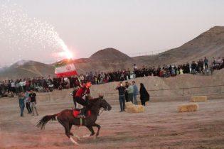 برگزاری اولین جشنواره اسبهای بومی فلات ایران در شهرستان راور