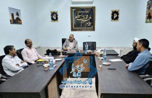 """""""احمد یزدانپناه"""" رئیس شورای شهر راور شد"""