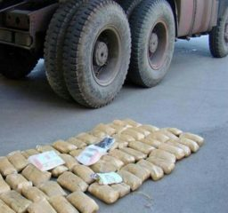 کشف ۴۰۰ کیلوگرم تریاک در عملیات پلیس شهرستان راور