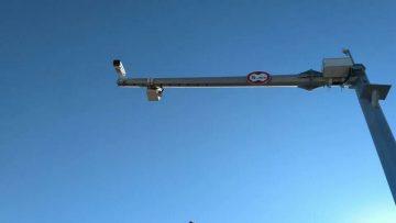 آغاز عمليات نصب دوربين های كنترل سرعت در محور راور_مشهد