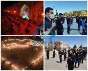 گزارش تصویری/گوشه ای از عزاداری مردم راور در محرم امسال(۲۰عکس)