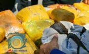کشف ۵۹۹ کیلوگرم مرفین در جاده راور_مشهد توسط یگان تکاوری راور
