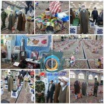 برگزاری مرحله سوم رزمایش کمک مومنانه سپاه شهرستان راور+تصاویر