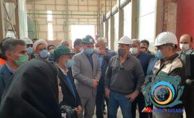 تامین آب صنایع راور از طریق خط دوم انتقال آب از خلیج فارس